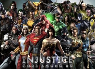 Injustice Gods Among Us Characters Guide