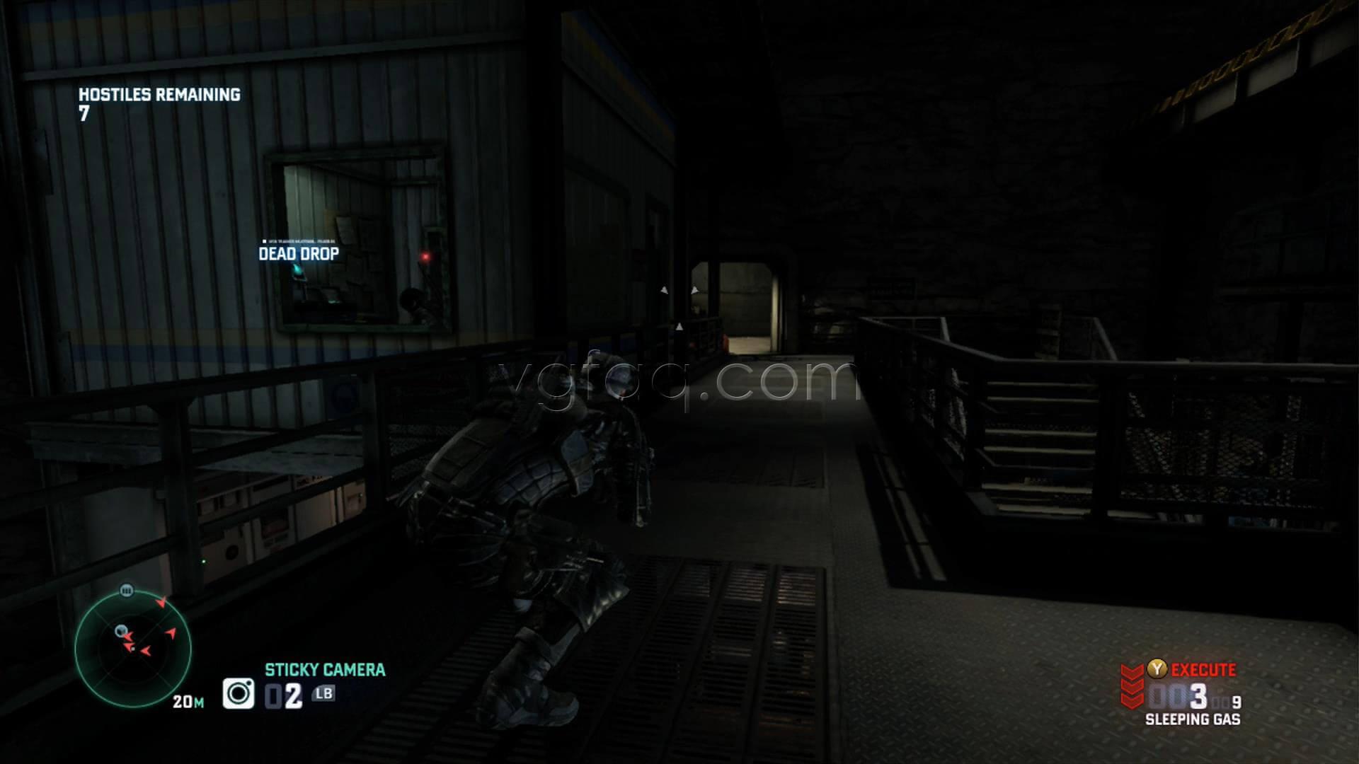 Splinter Cell Blacklist Blood Diamond Mine Dead Drop Location