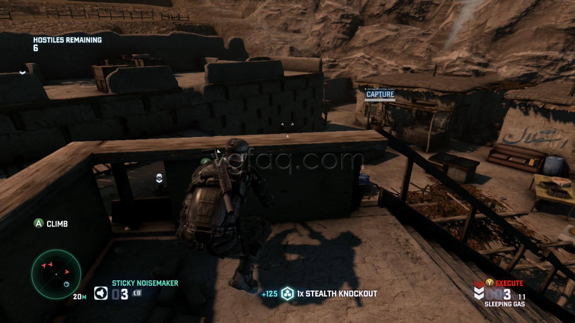 Splinter Cell Blacklist Opium Farm High Value Target Location