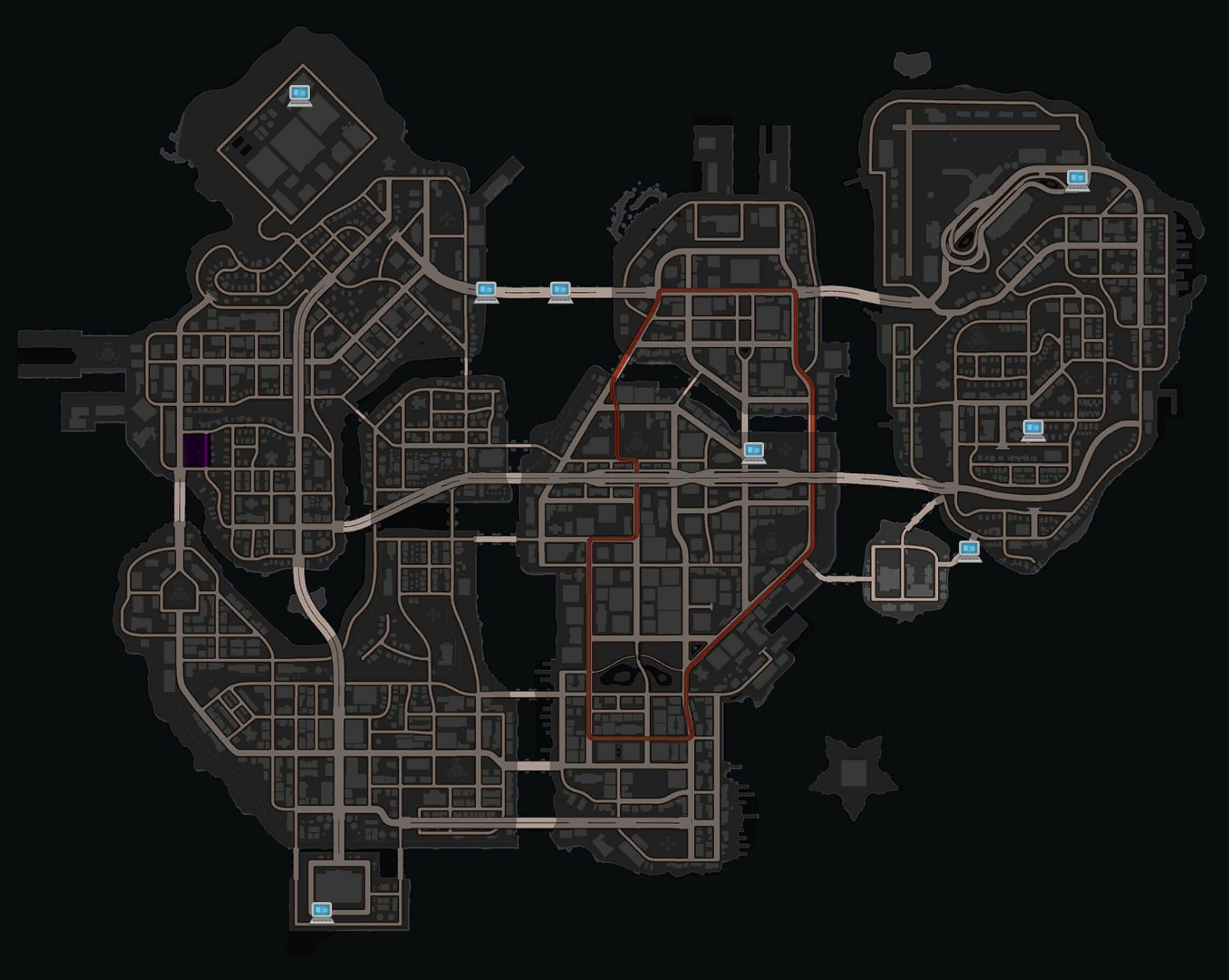 Saints Row 4 Text Adventure Pieces Locations - VGFAQ