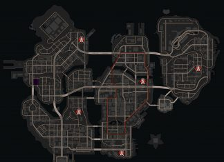 Saints Row 4 Towers Locations