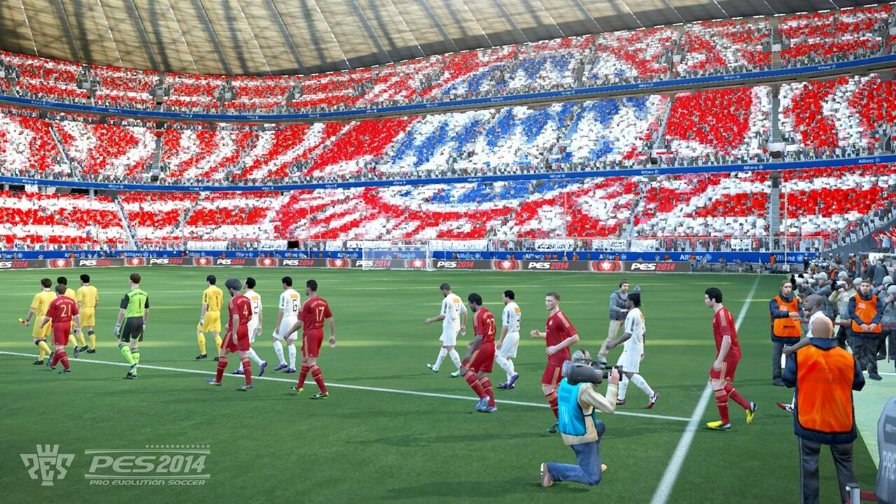 Pro Evolution Soccer 2014 Teams and Leagues