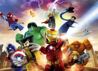Lego Marvel Super Heroes Playable Characters