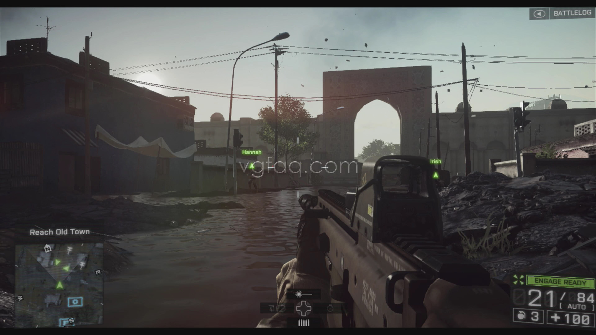 Battlefield 4 Mission 6 Collectible 1