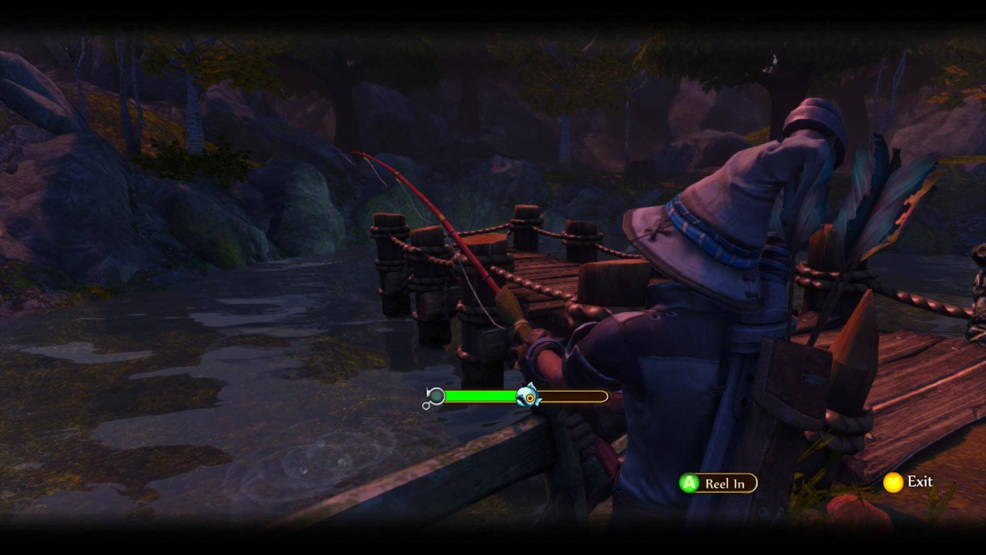 Fable Anniversary Fishing Lessons Walkthrough