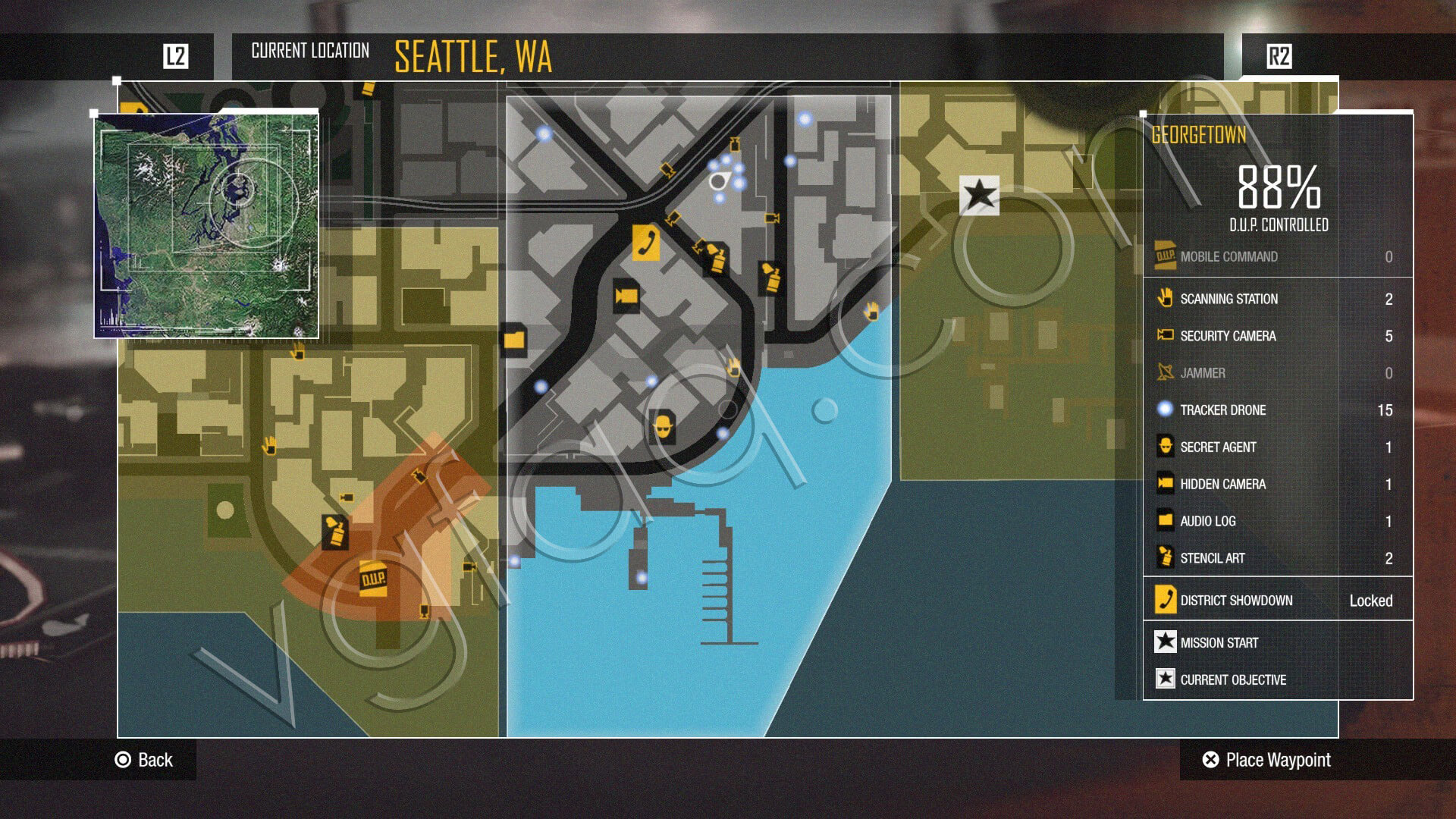 inFamous: Second Son Secret Agents Side Missions Guide - VGFAQ