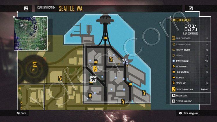 inFamous: Second Son Lantern District