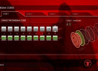 Wolfenstein: The New Order Enigma Code