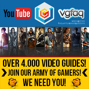VGFAQ ON YOUTUBE