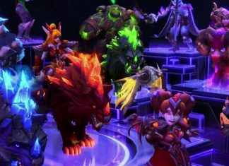 Chromie And Medivh Join The HoTS Nexus