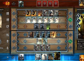 Gwent: The Witcher Card Game Single-Player Mode Confirmed