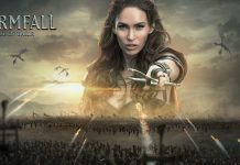 Megan Fox Plays Amelia Delthanis In Stormfall: Rise of Balur