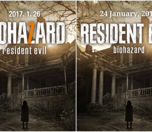 Capcom's Resident Evil 7 Logo Is Just Too Awesome