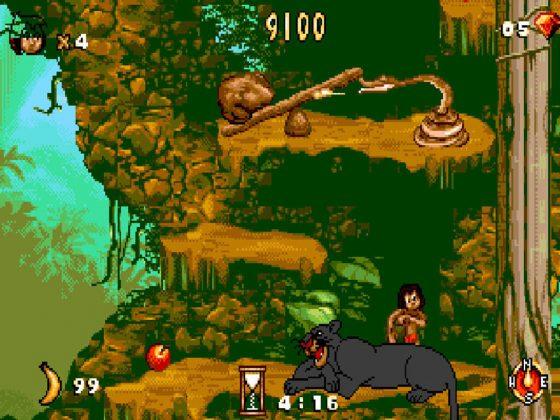 Disney's Jungle Book Classic