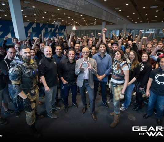 Gears of War 4 Goes Gold and Gets a Launch Trailer