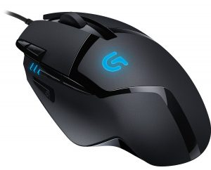 Logitech G402 Hyperion Fury FPS Gaming Mouse with High Speed Fusion Engine 20% Discount