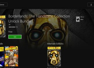 Free Xbox One Borderlands: The Handsome Collection Is Now Up for Grabs