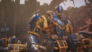 Gears of War 4 Mechs