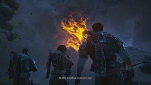 Gears of War 4 Windflare