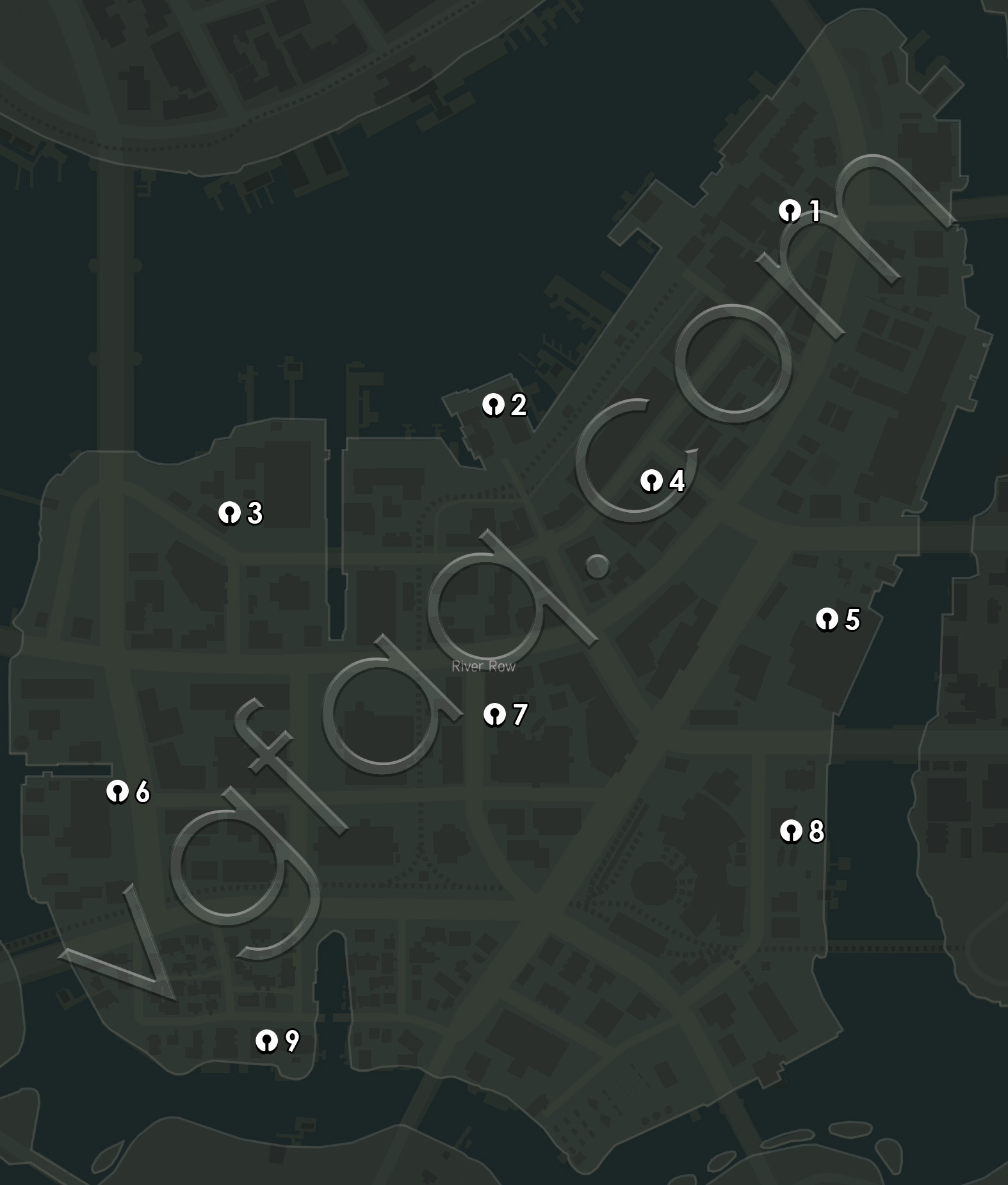 Mafia 3 River Row Junction Boxes mafia 3 junction boxes locations guide vgfaq french fuse box at n-0.co