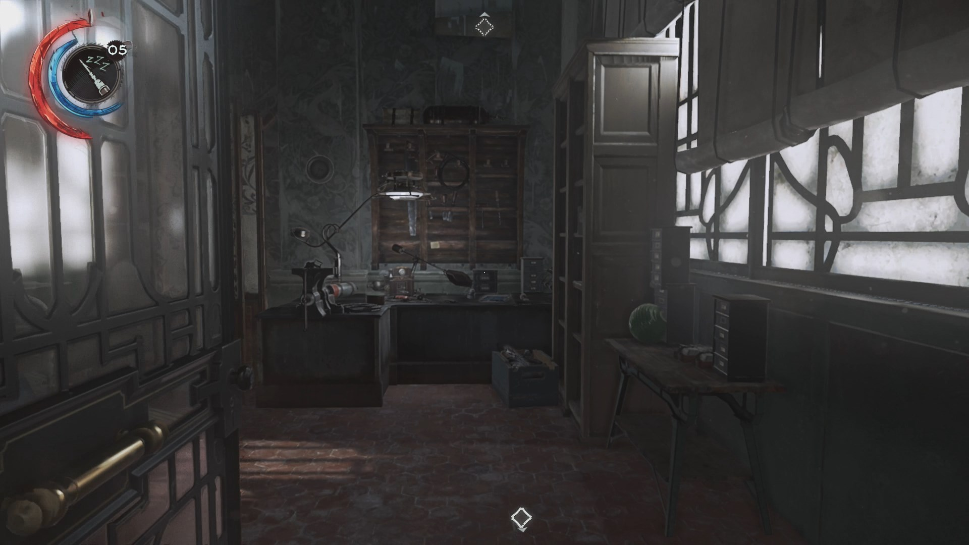 Dishonored  Mission  Bloodfly Room Key