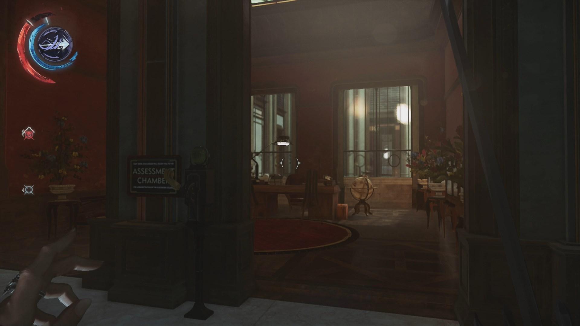 Dishonored  Mission  Black Bonecharm Room