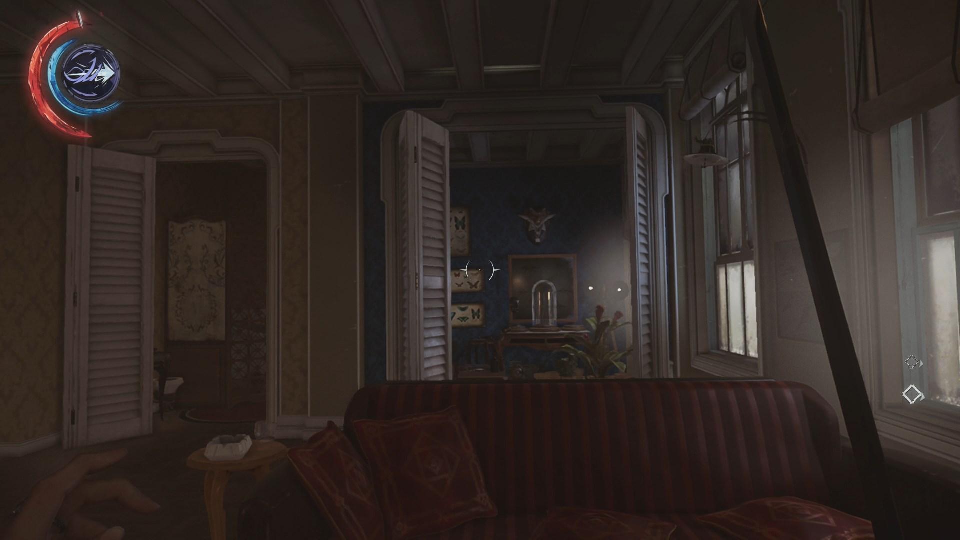 Dishonored  Mission  Black Bone Charm Room