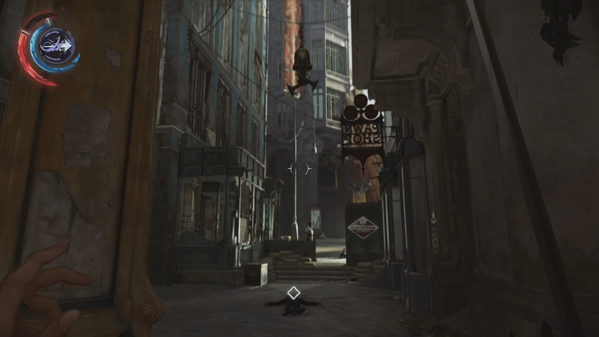 Confiscation Room Key Dishonored