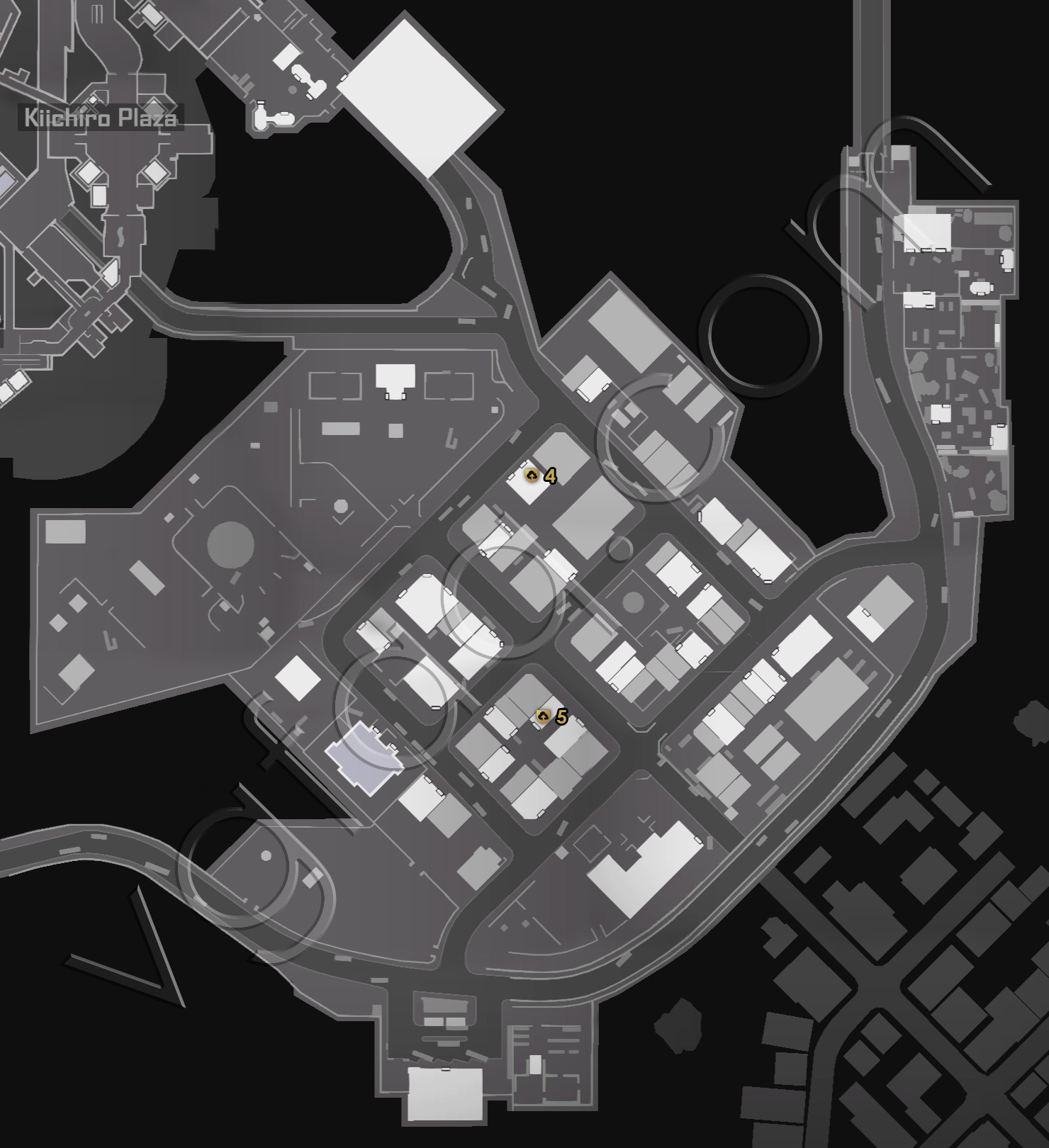 Dead Rising 4 Old Town Vick's Cloud Uploads Locations Map