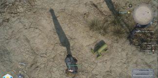 Final Fantasy XV Cactuar Spawning Location Guide