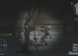 Final Fantasy XV Cerberus Sniper Rifle Location Guide