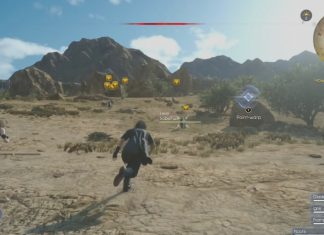 Final Fantasy XV Howling Wind of Hunger Hunt Quest Walkthrough