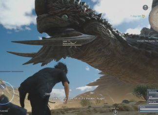 Final Fantasy XV Let Sleeping Mountains Lie Side Quest Walkthrough