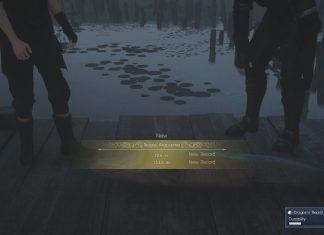 Final Fantasy XV Liege of the Lake Side Quest Walkthrough