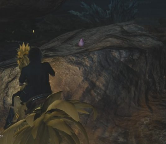 Final Fantasy XV Secret Chocobo Colored Pears Locations Guide