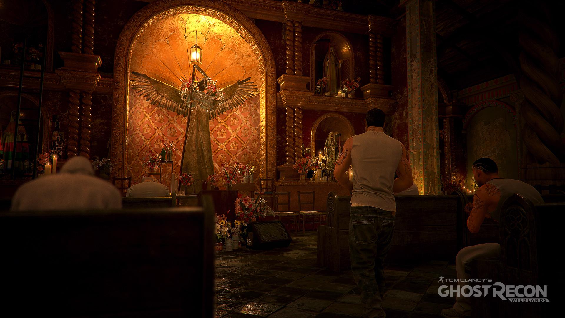 Ghost Recon Wildlands Closed Beta Church