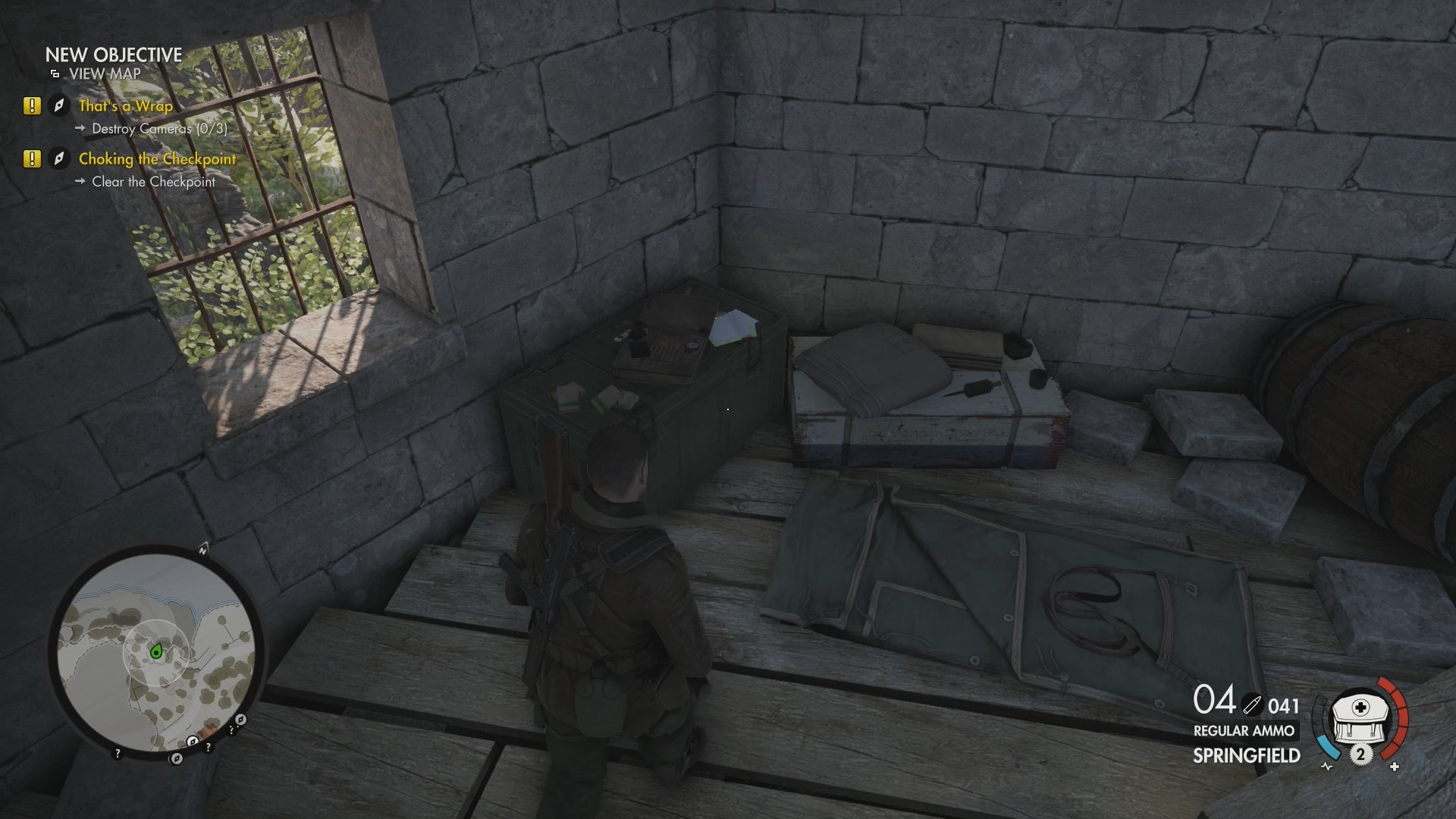 Sniper Elite 4 Sniper Reports Collectibles