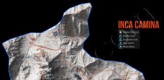 Ghost Recon Wildlands Inca Camina Collectables Map