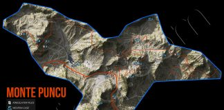 Ghost Recon Wildlands Monte Puncu Collectables Map