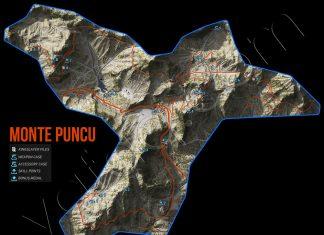 Ghost Recon Wildlands Monte Puncu Collectables Map