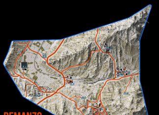 Ghost Recon Wildlands Remanzo Collectables Map