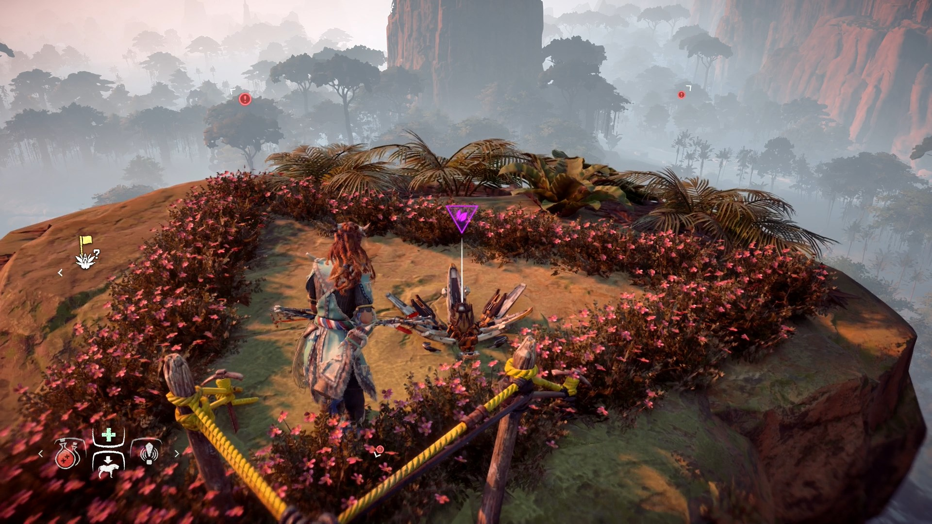Horizon Zero Dawn Metal Flowers Collectibles Locations Guide
