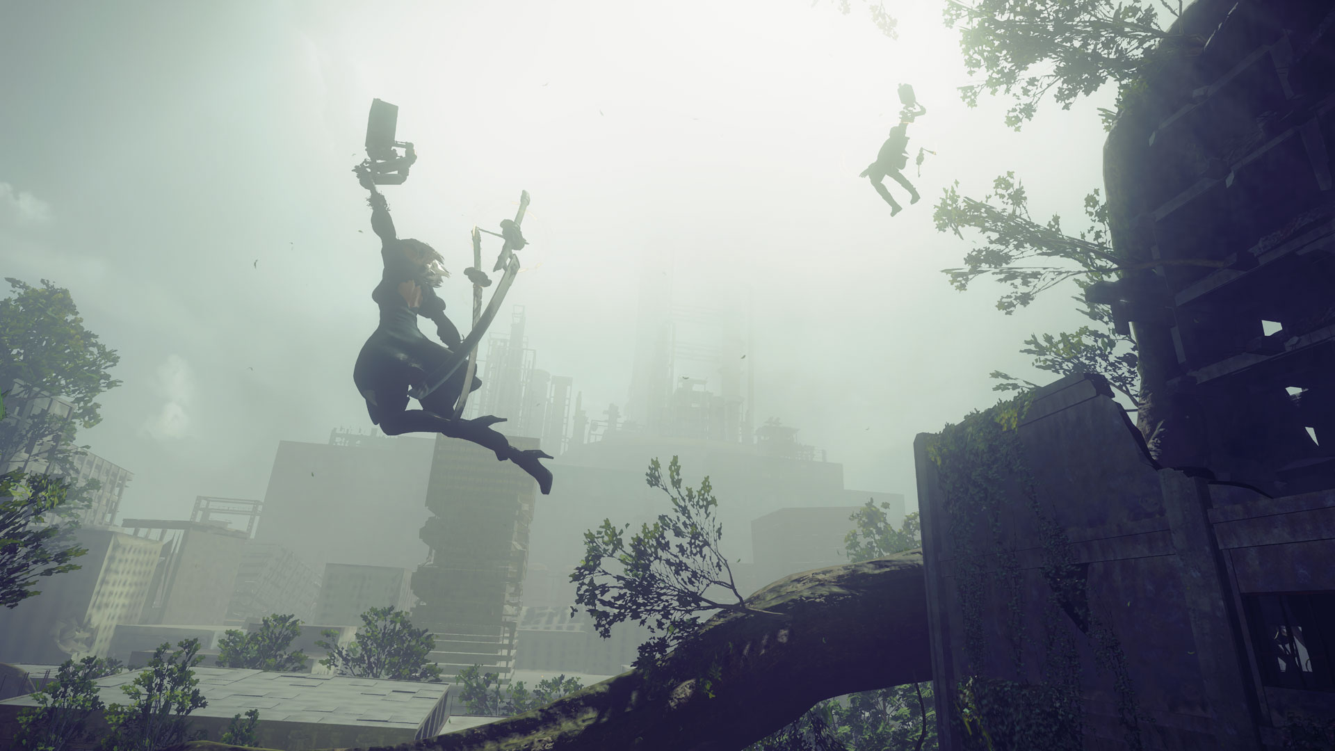 Nier Automata Review