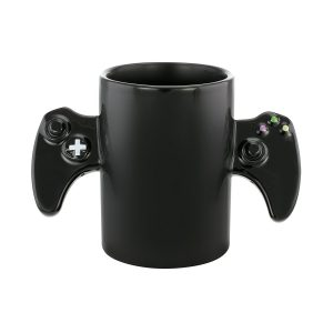 Hot Gamer Mug Level Complete