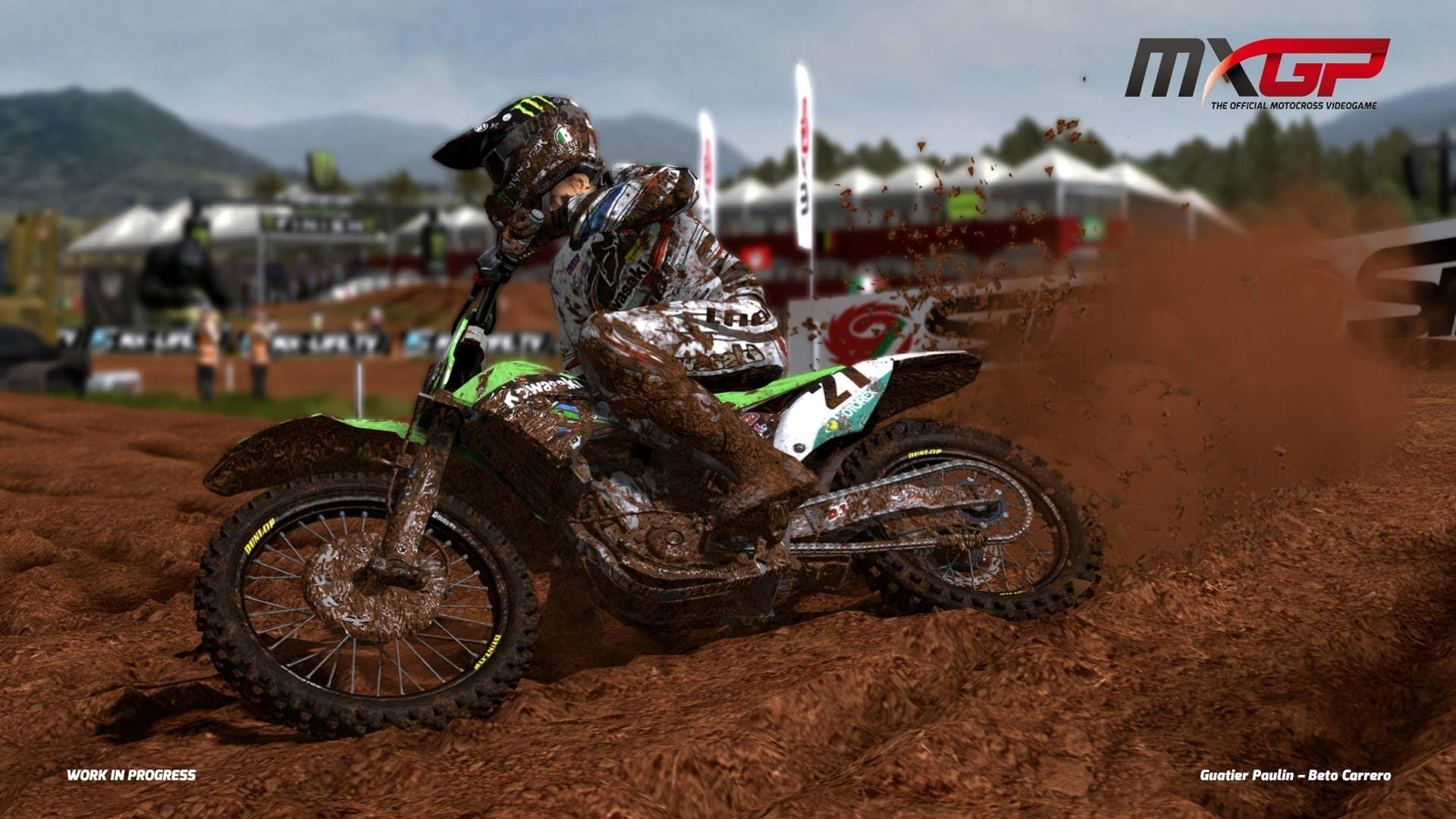 motocross 1 game