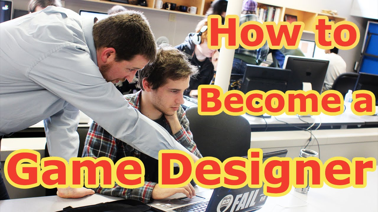 How To Become A Game Designer VGFAQ - What does a game designer do
