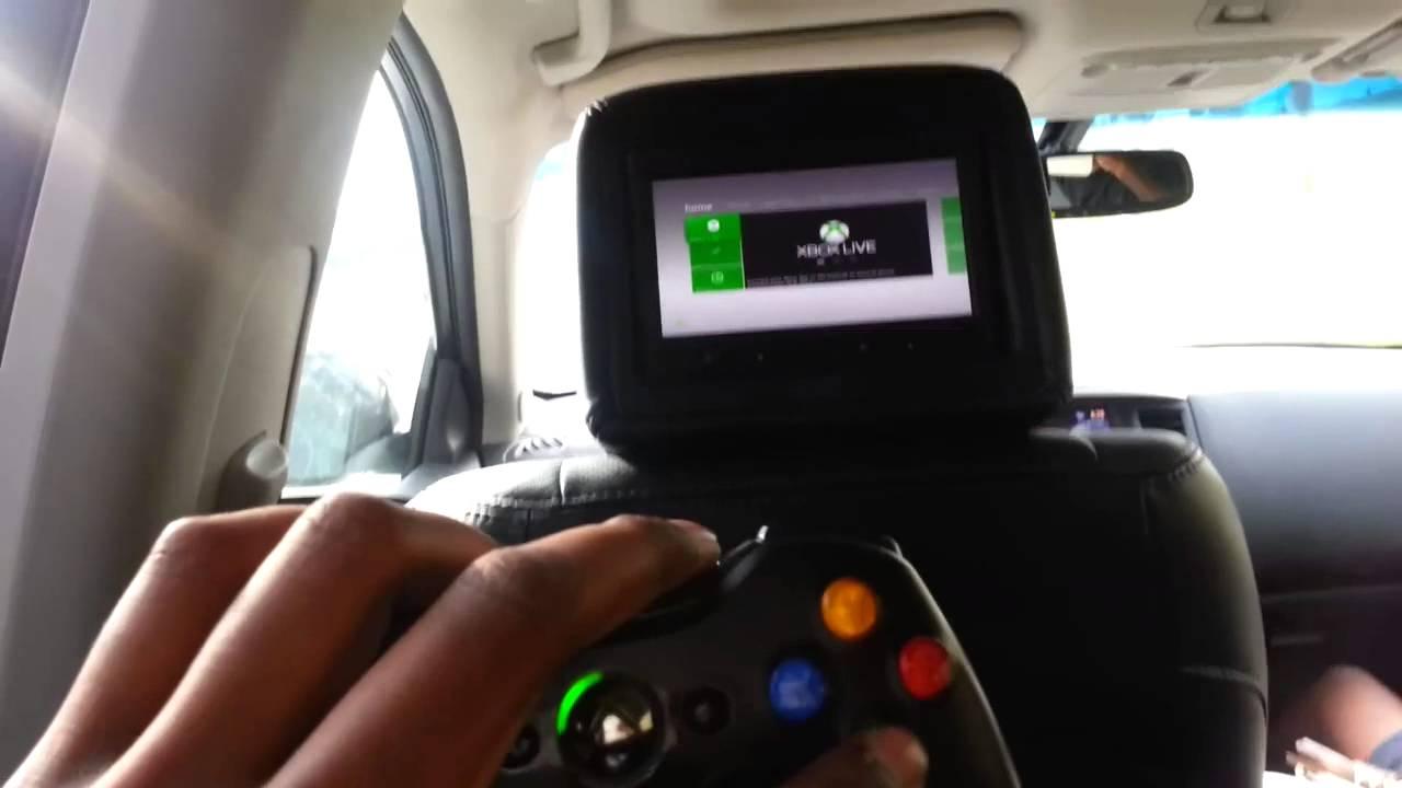 xbox 360 ps3 in your car vgfaq
